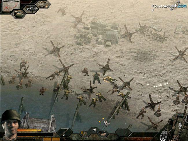 Commandos 3: Destination Berlin - Screenshots - Bild 12