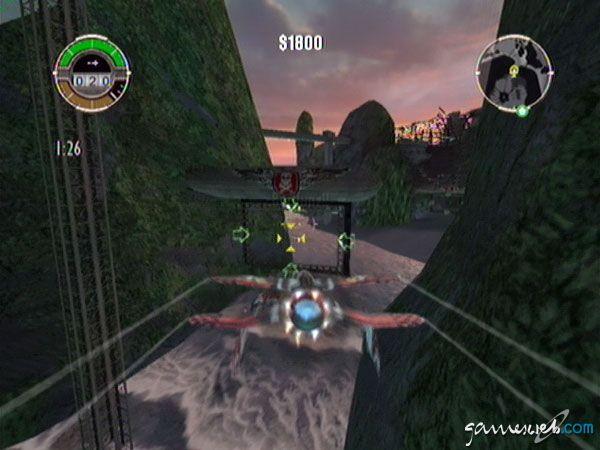 Crimson Skies: High Road to Revenge - Screenshots - Bild 7