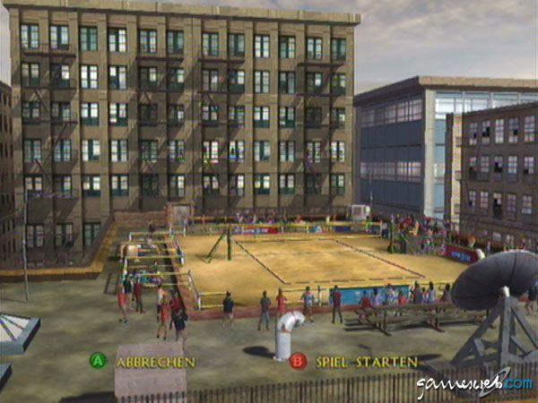 Outlaw Volleyball - Screenshots - Bild 4