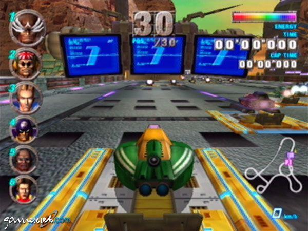 F-Zero GX - Screenshots - Bild 2
