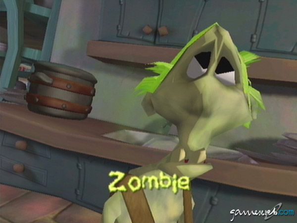 Grabbed by the Ghoulies - Screenshots - Bild 5
