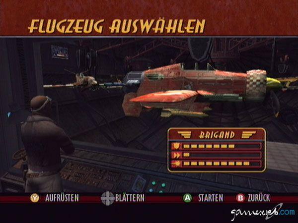 Crimson Skies: High Road to Revenge - Screenshots - Bild 2