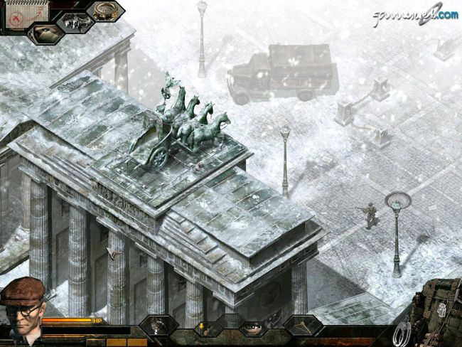 Commandos 3: Destination Berlin - Screenshots - Bild 6