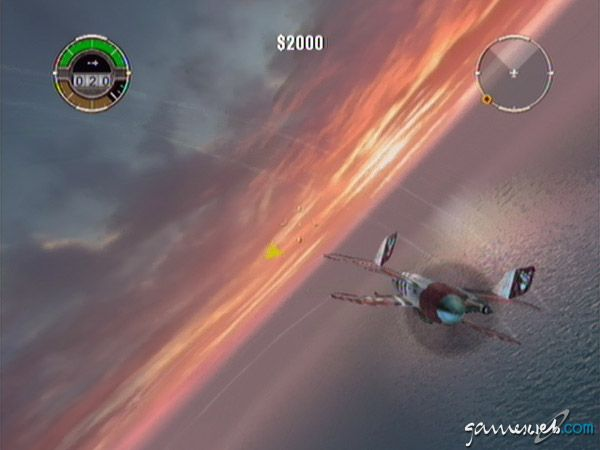 Crimson Skies: High Road to Revenge - Screenshots - Bild 5