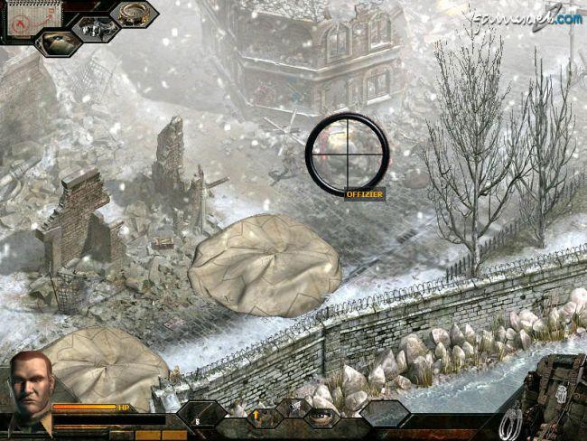 Commandos 3: Destination Berlin - Screenshots - Bild 2