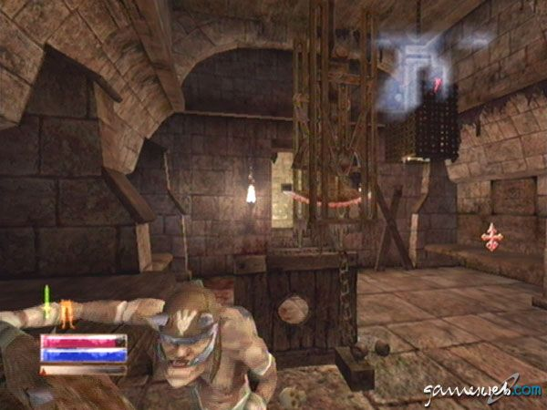 Arx Fatalis - Screenshots - Bild 6