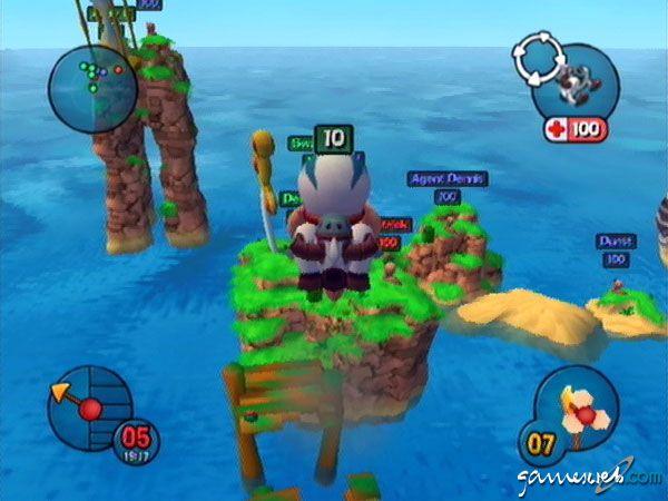 Worms 3D - Screenshots - Bild 10