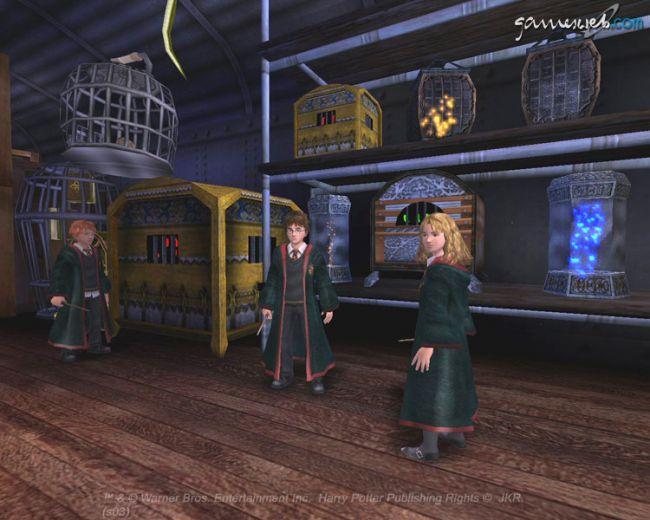 Harry Potter und der Gefangene von Askaban  Archiv - Screenshots - Bild 29