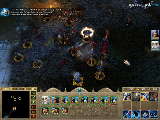 Lord of the Rings: War of the Ring - Screenshots - Bild 8