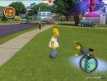 The Simpsons: Hit & Run - Screenshots - Bild 4