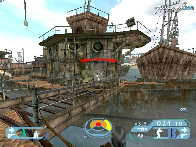 Ghost Recon: Jungle Storm  Archiv - Screenshots - Bild 19