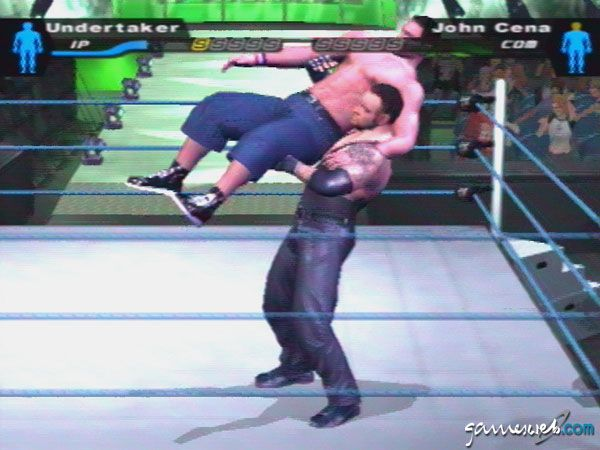 WWE SmackDown: Here comes the Pain! - Screenshots - Bild 5