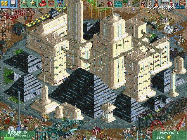 Rollercoaster Tycoon 2 - Screenshots - Bild 6