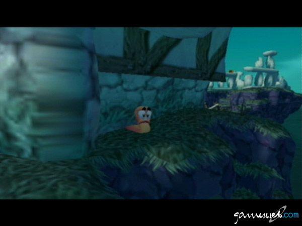 Worms 3D - Screenshots - Bild 9
