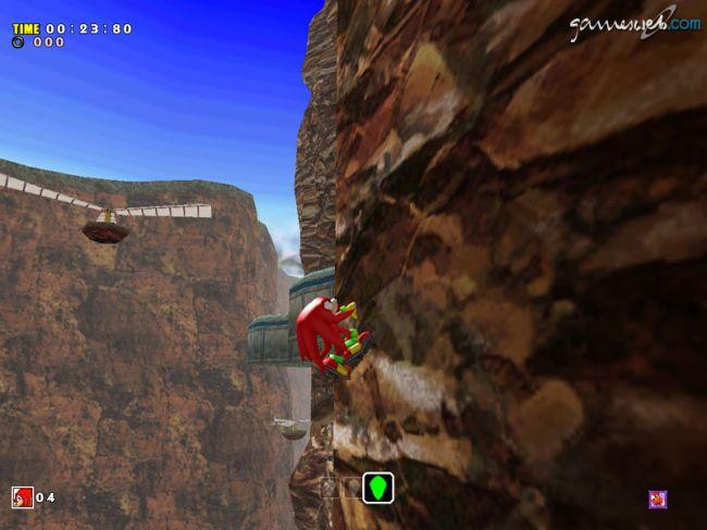 Sonic Adventure DX Director's Cut  Archiv - Screenshots - Bild 14