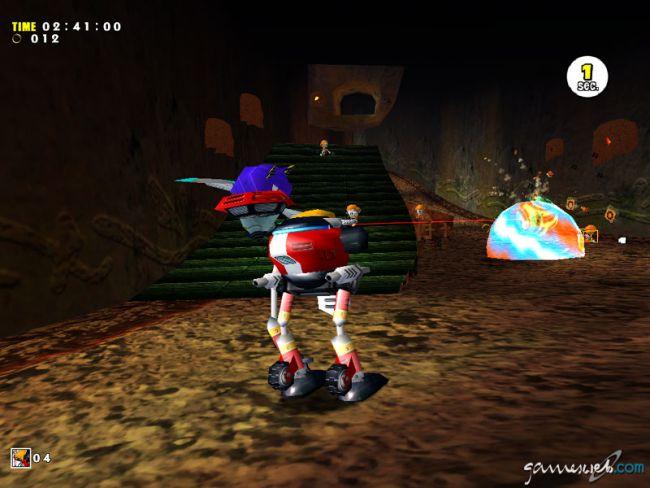 Sonic Adventure DX Director's Cut  Archiv - Screenshots - Bild 6