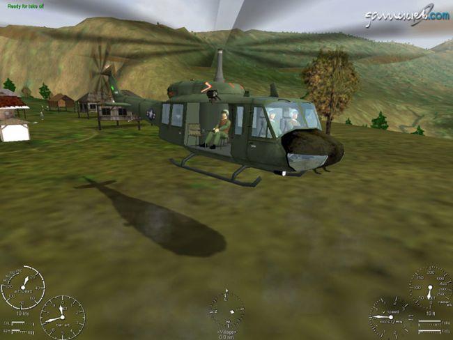 Vietnam MED EVAC - Screenshots - Bild 4