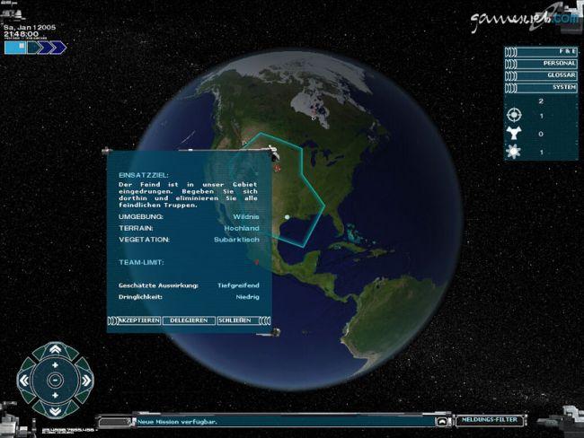 UFO: Aftermath - Screenshots - Bild 2