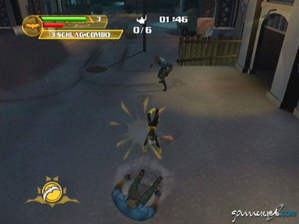 Batman: Rise of Sin Tzu - Screenshots - Bild 2