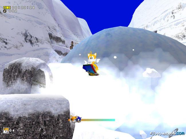 Sonic Adventure DX Director's Cut  Archiv - Screenshots - Bild 8