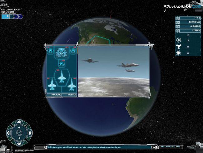 UFO: Aftermath - Screenshots - Bild 4