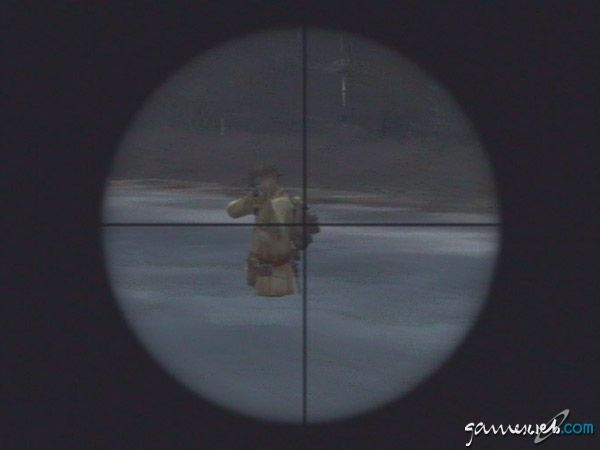 Medal of Honor: Rising Sun - Screenshots - Bild 4