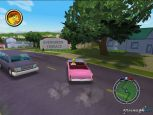 The Simpsons: Hit & Run - Screenshots - Bild 5
