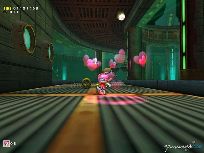 Sonic Adventure DX Director's Cut  Archiv - Screenshots - Bild 2