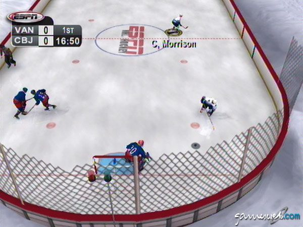 ESPN NHL Hockey 2K4 - Screenshots - Bild 11