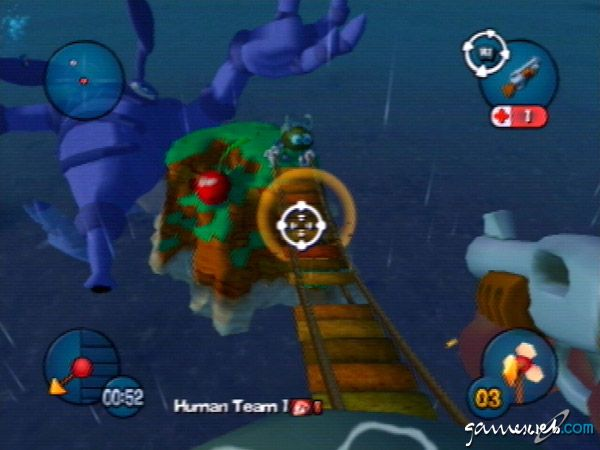 Worms 3D - Screenshots - Bild 2