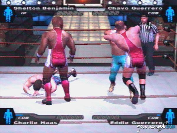 WWE SmackDown: Here comes the Pain! - Screenshots - Bild 6