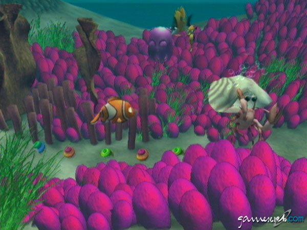Findet Nemo - Screenshots - Bild 6