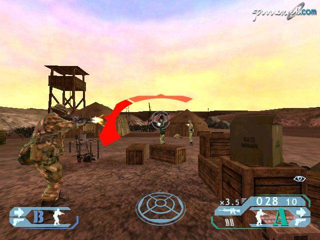 Ghost Recon: Jungle Storm  Archiv - Screenshots - Bild 26