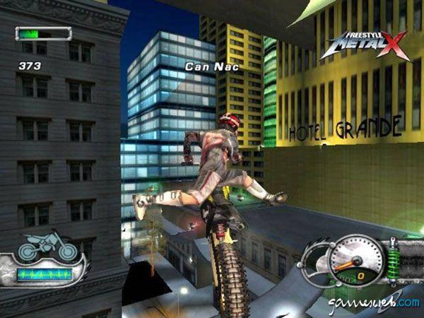 Freestyle MetalX - Screenshots - Bild 3