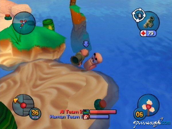 Worms 3D - Screenshots - Bild 7