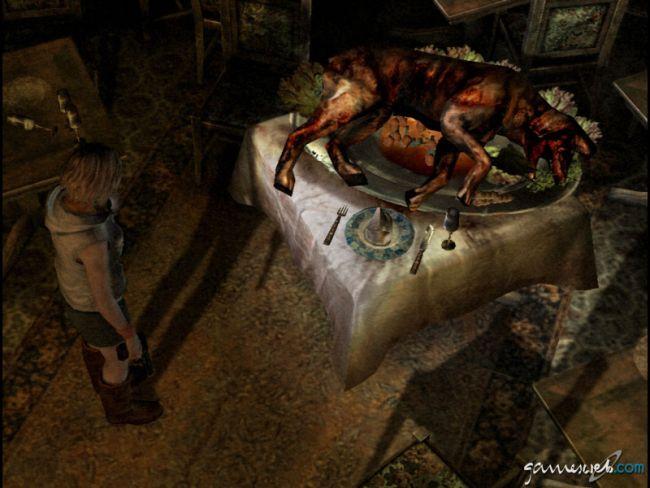 Silent Hill 3 - Screenshots - Bild 5