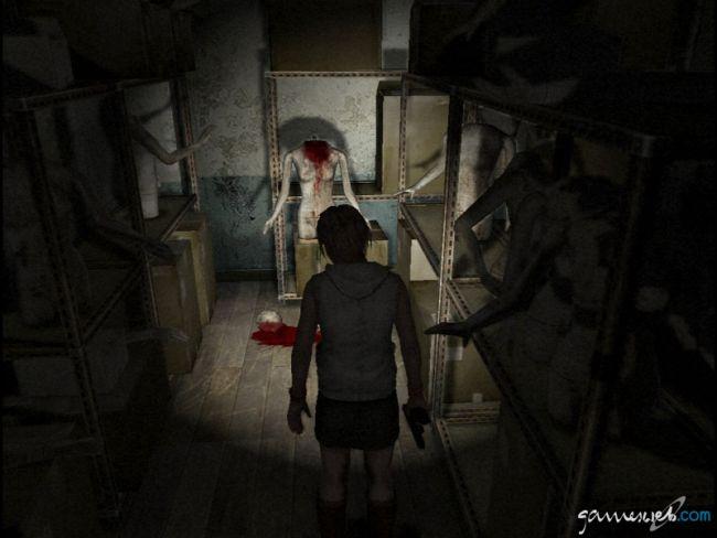Silent Hill 3 - Screenshots - Bild 10