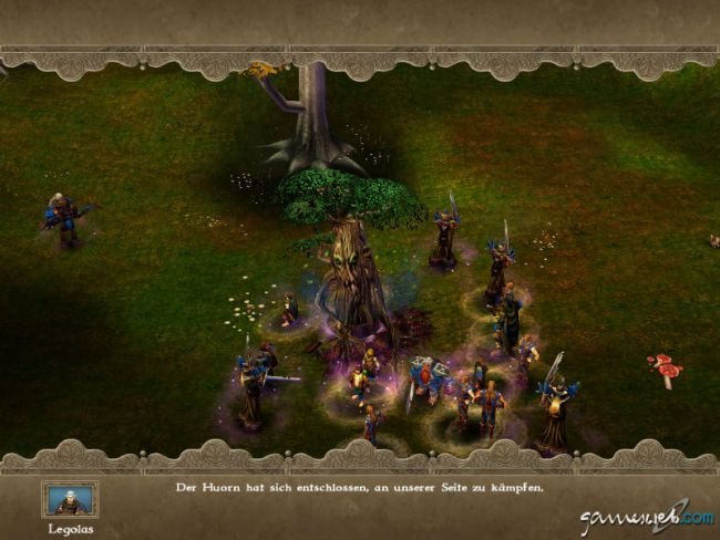 Lord of the Rings: War of the Ring - Screenshots - Bild 2