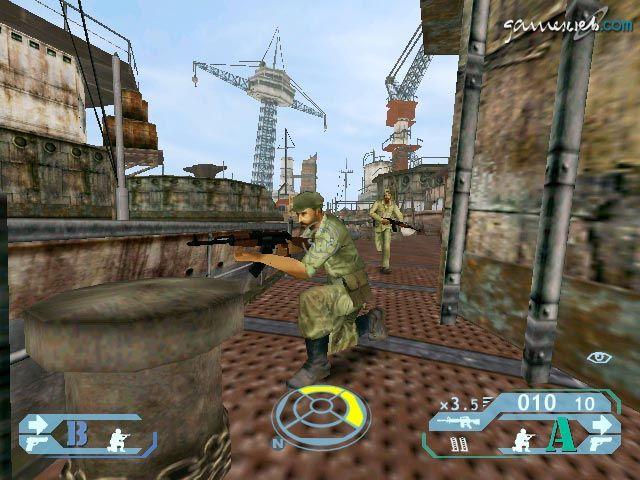 Ghost Recon: Jungle Storm  Archiv - Screenshots - Bild 14