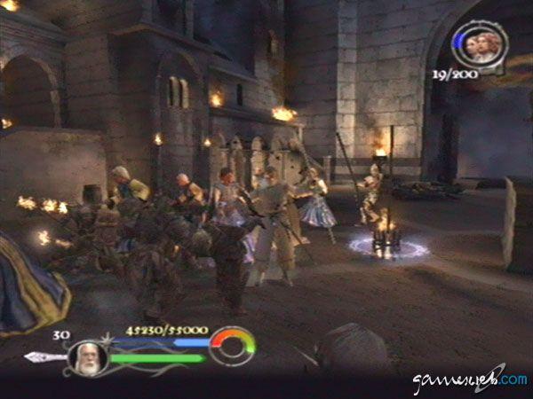 Der Herr der Ringe: Die Rückkehr des Königs - Screenshots - Bild 7