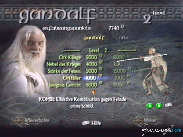 Der Herr der Ringe: Die Rückkehr des Königs - Screenshots - Bild 13