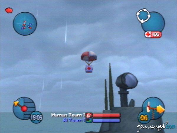 Worms 3D - Screenshots - Bild 8