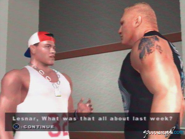 WWE SmackDown: Here comes the Pain! - Screenshots - Bild 10