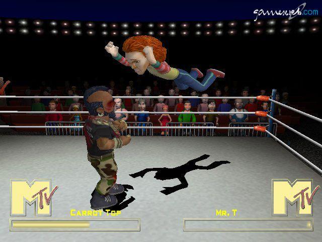 Celebrity Deathmatch - Screenshots - Bild 6