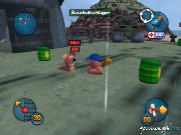 Worms 3D - Screenshots - Bild 11
