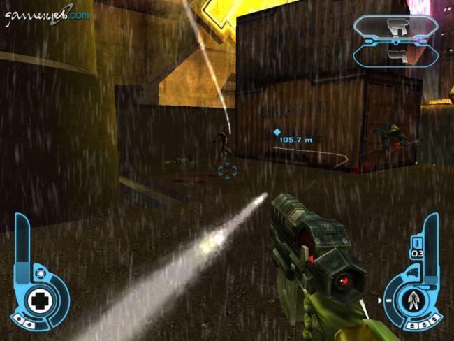 Judge Dredd: Dredd vs. Death - Screenshots - Bild 4