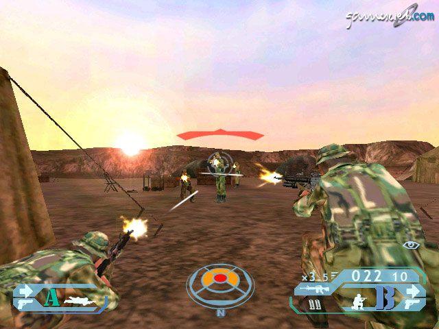 Ghost Recon: Jungle Storm  Archiv - Screenshots - Bild 25