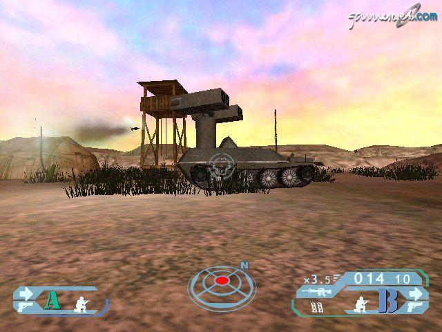 Ghost Recon: Jungle Storm  Archiv - Screenshots - Bild 27