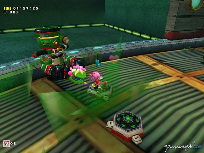Sonic Adventure DX Director's Cut  Archiv - Screenshots - Bild 3