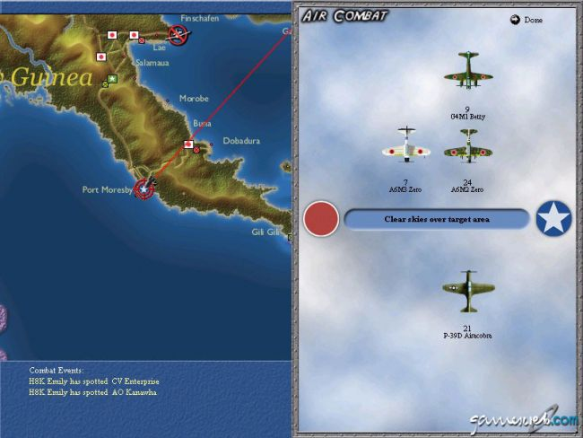 Uncommon Valour: Campaign for the South Pacific - Screenshots - Bild 4